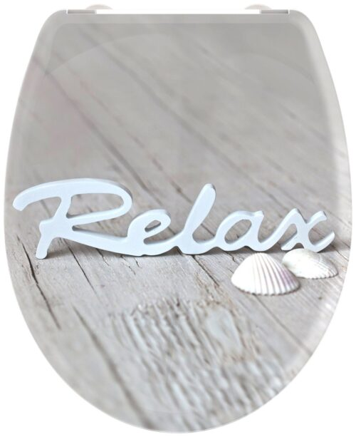 welltime WC-Sitz Relax mit Absenkautomatik abnehmbar B74536405/98923711 ehemalige UVP 44,99€ | 74536405 2