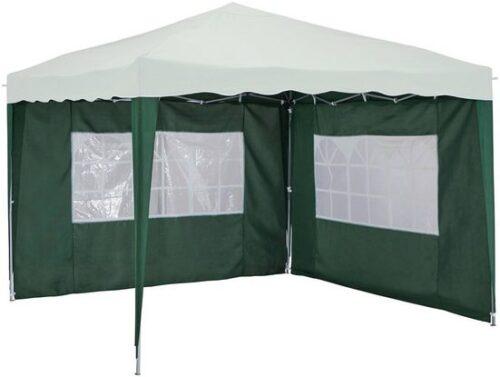 KONIFERA Seitenteile für Pavillon Faltpavillon 2 Seitenteile mit Fenster B76890023 UVP 39,99€ | 76890023 1