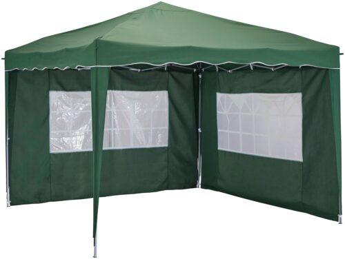 KONIFERA Seitenteile für Pavillon Faltpavillon 2 Seitenteile mit Fenster B76890023 UVP 39,99€ | 76890023 2