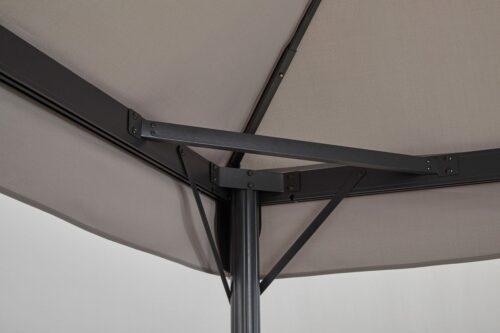 KONIFERA Pavillon Falkenstein mit 4 Seitenteilen BxT:345x345cm B77875356 ehemalige UVP 299,99€   77875356 5
