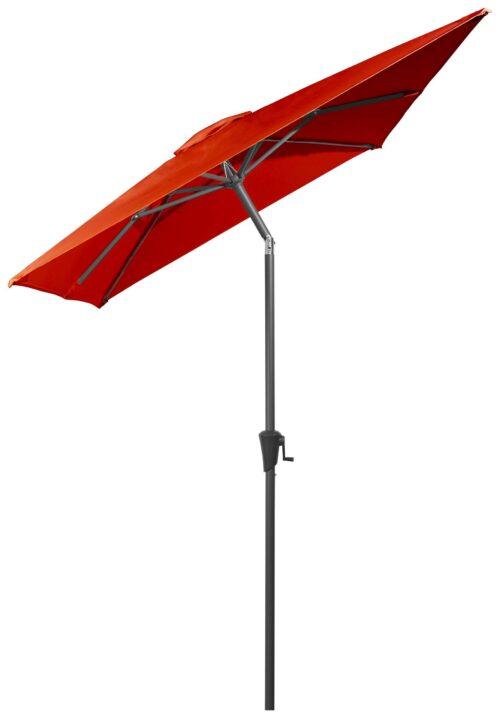garten gut Sonnenschirm LxB:160x230cm abknickbar ohne Schirmständer B78493530 UVP 79,99€ | 78493530 2