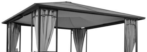 KONIFERA Sonnensegel BxL:300x300cm Pavillon Barbados B78675127 UVP 39,99€   78675127 4