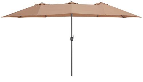 garten gut Sonnenschirm Fuerteventura LxB: 460x250cm ohne Schirmständer B79123904 UVP 169,99€ | 79123904 1