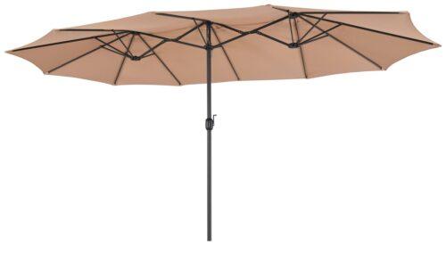 garten gut Sonnenschirm Fuerteventura LxB: 460x250cm ohne Schirmständer B79123904 UVP 169,99€ | 79123904 2