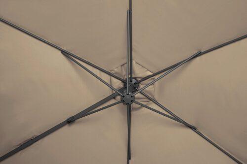 GARTEN GUT Ampelschirm Palermo B79135311 UVP 139,99€ | 79135311 3