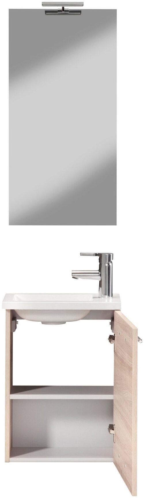 CYGNUS BATH Badmöbel-Set MICRO Gästebad B 40cm B79163916 UVP 399,99€ | 79163916 2