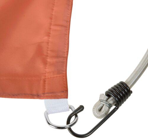 KONIFERA Sonnensegel Viereck orange 400x500cm B79665523 UVP 53,60€ | 79665523 3