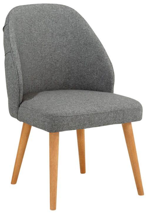 Home affaire 4-Fußstuhl Desna toller Holzoptik Sitzhöhe 46cm B81160202 ehemalige UVP 339,99€ | 81160202 1