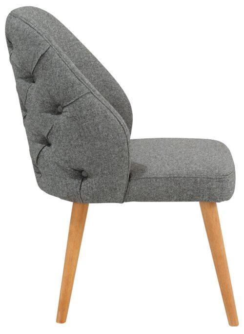 Home affaire 4-Fußstuhl Desna toller Holzoptik Sitzhöhe 46cm B81160202 ehemalige UVP 339,99€ | 81160202 4