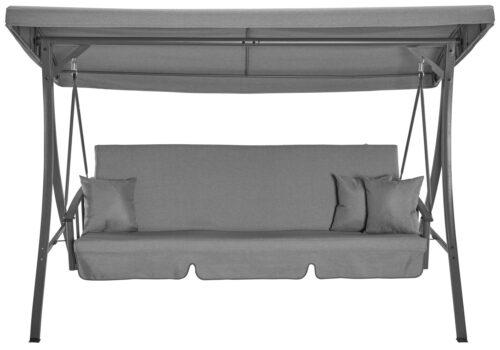 KONIFERA Hollywoodschaukel Californien 3-Sitzer Bettfunktion inkl. Auflagen B81365166 UVP 449,99€   81365166 5