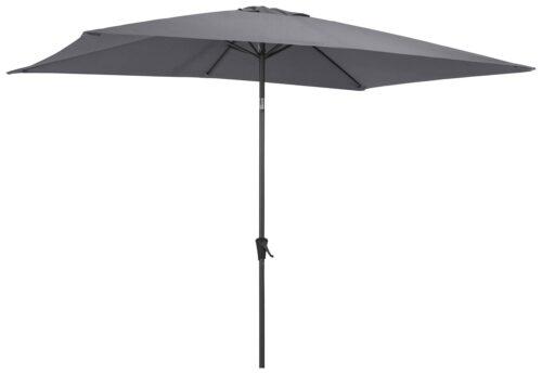 GARTEN GUT Sonnenschirm LxB:200x300cm abknickbar ohne Schirmständer B81876224 UVP 89,99€ | 81876224