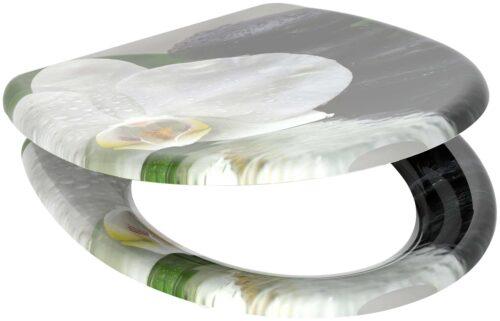 welltime WC-Sitz White Flower mit Absenkautomatik abnehmbar B84340569 ehemalige UVP 49,99€   84340569 1