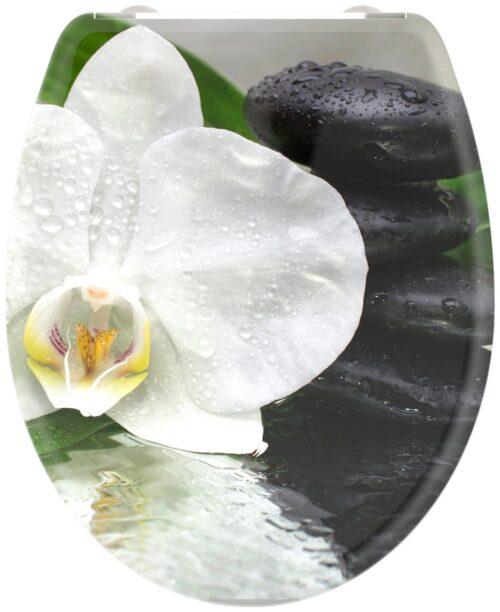 welltime WC-Sitz White Flower mit Absenkautomatik abnehmbar B84340569 ehemalige UVP 49,99€   84340569 2
