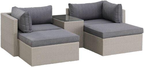 KONIFERA Loungeset Dallas (13-tlg) A84597867 UVP 499,99€ | 84597867 1