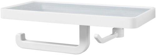 welltime Toilettenpapierhalter Rügen mit Smartphoneablage & Handtuchhaken B84629154 ehemalige UVP 39,99€ | 84629154 1