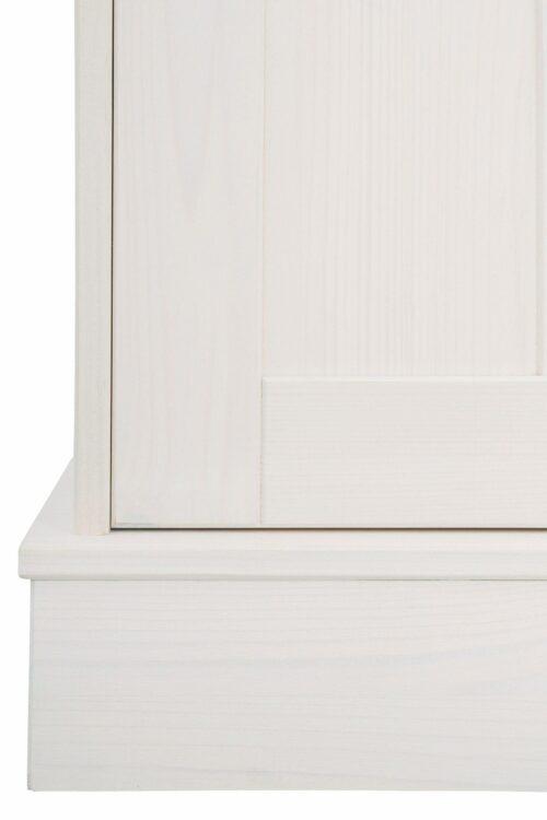 Home affaire Drehtürenschrank Indra 141cmx190cmx53cm dekorativen Fräsungen B846949 UVP 549,99€ | 846949 6