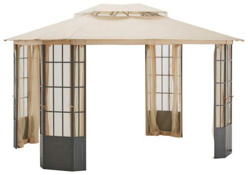 KONIFERA Pavillon Borkum mit 4 Seitenteilen BxT:300x360cm B84745664 UVP 272,93€ | 84745664 1