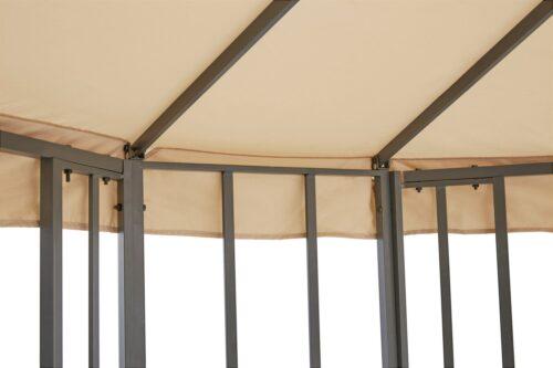 KONIFERA Pavillon Borkum mit 4 Seitenteilen BxT:300x360cm B84745664 UVP 272,93€ | 84745664 5