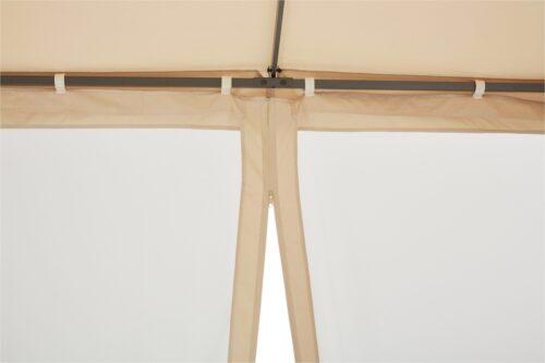 KONIFERA Pavillon Borkum mit 4 Seitenteilen BxT:300x360cm B84745664 UVP 272,93€ | 84745664 7