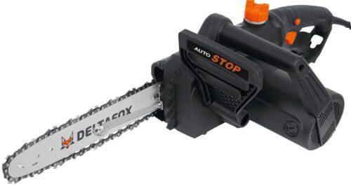 DELTAFOX Elektro-Kettensäge DG-ECS 1830 35 cm Schwertlänge B84993147 UVP 69,99€   84993147 1