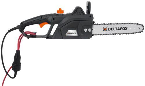 DELTAFOX Elektro-Kettensäge DG-ECS 1830 35 cm Schwertlänge B84993147 UVP 69,99€   84993147 2