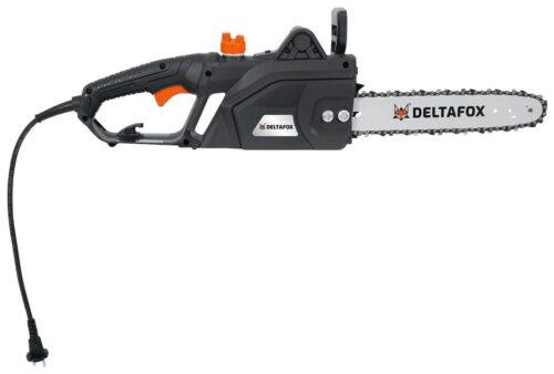 DELTAFOX Elektro-Kettensäge DG-ECS 1830 35 cm Schwertlänge B84993147 UVP 69,99€   84993147 3