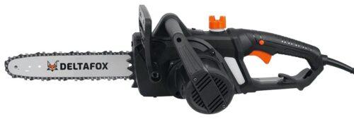 DELTAFOX Elektro-Kettensäge DG-ECS 1830 35 cm Schwertlänge B84993147 UVP 69,99€   84993147 4