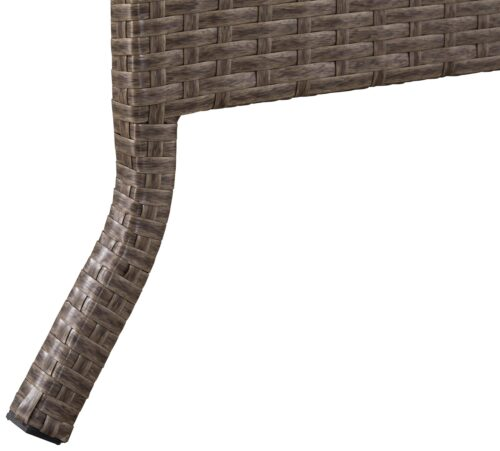 KONIFERA Gartenmöbelset Mailand (7-tlg) 2 Sessel Tisch 112x65cm Polyrattan B85840919 UVP 249,99€ | 85840919 11