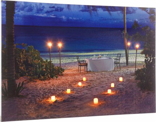 Home affaire LED-Bild Strand 60/40cm B867444 UVP 25,99€ | 867444 2