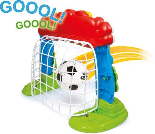 Clementoni® Lernspielzeug Clementoni Baby Interaktives Fußballtor mit Ball und Lernfunktion B871899 UVP 49,99€ | 871899 2