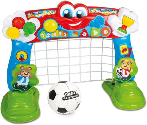 Clementoni® Lernspielzeug Clementoni Baby Interaktives Fußballtor mit Ball und Lernfunktion B871899 UVP 49,99€ | 871899 3