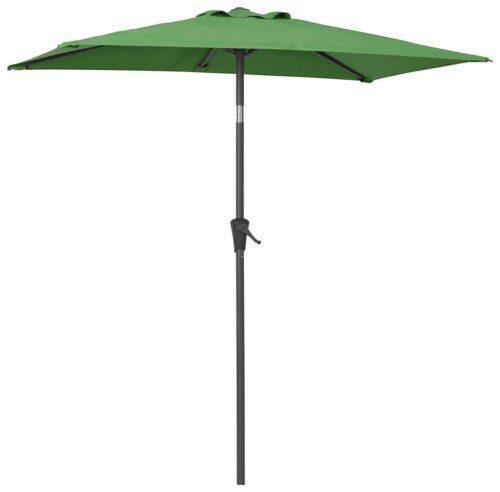 garten gut Sonnenschirm LxB: 120x190cm abknickbar ohne Schirmständer B87230316 UVP 49,99€ | 87230316 1