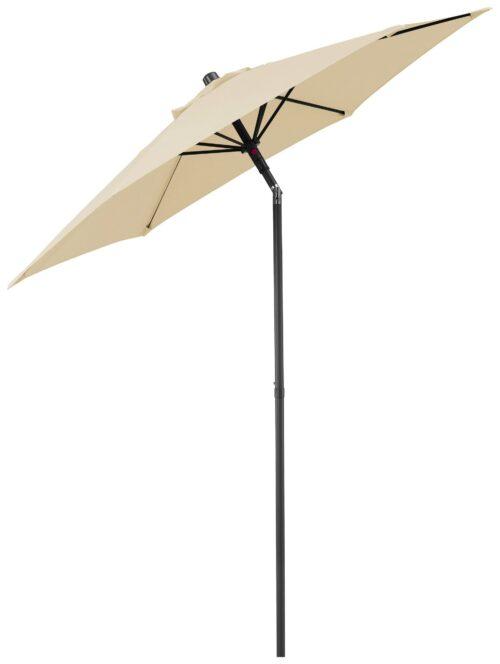 garten gut Sonnenschirm Push up Schirm Rom abknickbar ohne Schirmständer B87882711 UVP 49,99€ | 87882711 2