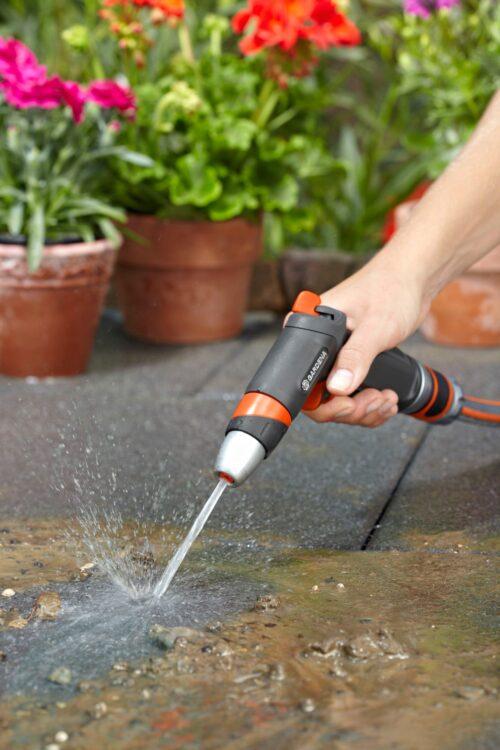 GARDENA Gartenspritze Premium 18305-20 Wasserstrahl stufenlos einstellbar B88655343 UVP 22,03€ | 88655343 2