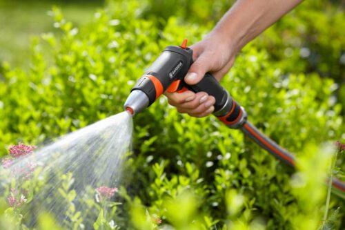 GARDENA Gartenspritze Premium 18305-20 Wasserstrahl stufenlos einstellbar B88655343 UVP 22,03€ | 88655343 3