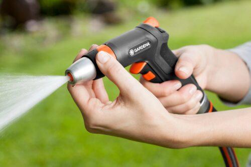 GARDENA Gartenspritze Premium 18305-20 Wasserstrahl stufenlos einstellbar B88655343 UVP 22,03€ | 88655343 4