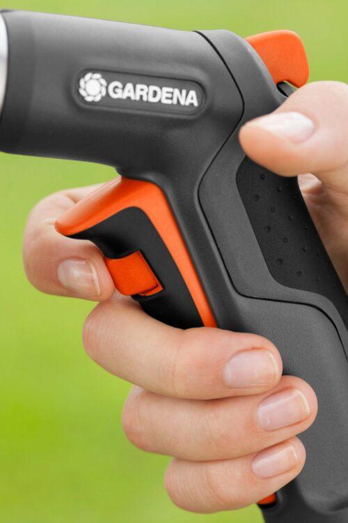 GARDENA Gartenspritze Premium 18305-20 Wasserstrahl stufenlos einstellbar B88655343 UVP 22,03€ | 88655343 5