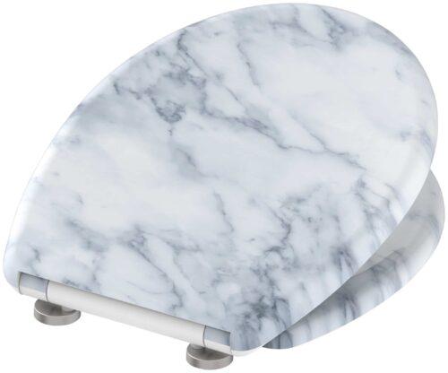 welltime WC-Sitz Marble mit Absenkautomatik abnehmbar B90041751 ehemalige UVP 49,99€ | 90041751 3