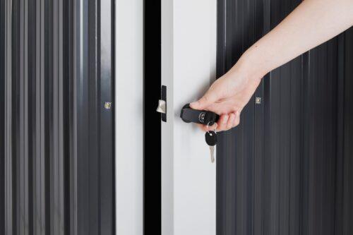 KONIFERA Geräteschrank Premium Patio Store BxTxH:98x81x180cm B91095825 UVP 169,99€   91095825 8