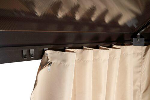 KONIFERA Pavillonseitenteile Alicante mit 4 Seitenteilen für 300x365cm B91981734 UVP 79,99€ | 91981734 6