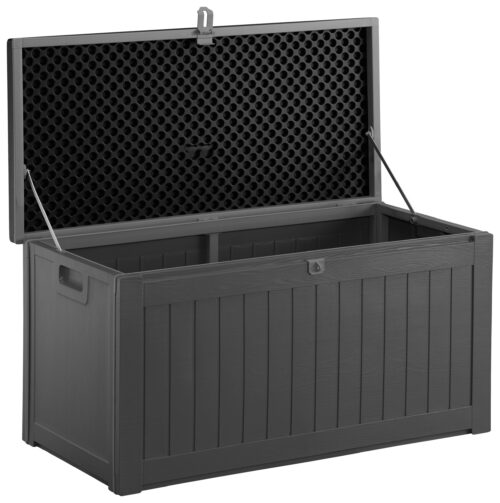 GARTENGUT Auflagenbox 96x45,8x49,3cm hellgrau B92214260 UVP 59,99€ | 92214260 2
