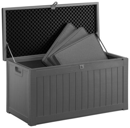 GARTENGUT Auflagenbox 96x45,8x49,3cm hellgrau B92214260 UVP 59,99€ | 92214260 3