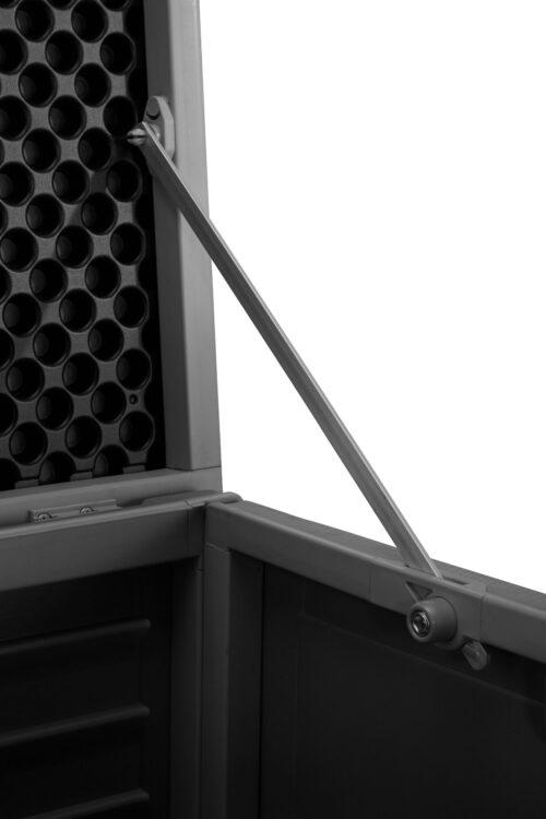 GARTENGUT Auflagenbox 96x45,8x49,3cm hellgrau B92214260 UVP 59,99€ | 92214260 4