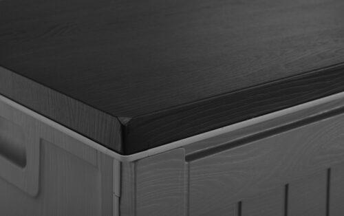 GARTENGUT Auflagenbox 96x45,8x49,3cm hellgrau B92214260 UVP 59,99€ | 92214260 6