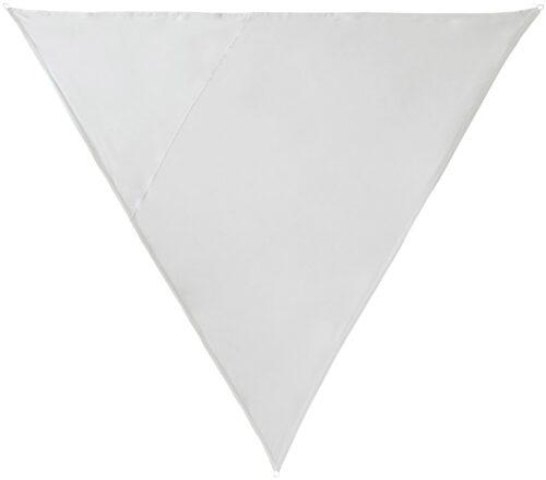 KONIFERA Sonnensegel Dreieck 300x300x300cm Weiß B83407930W UVP 39,99€ | 92529020 1
