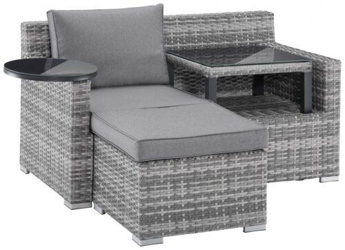 KONIFERA Loungeset Ibiza Gartenmöbel B92572940 ehemalige UVP 599,99€ | 92572940 3