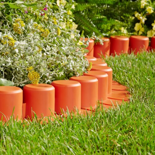 Rasenkante Flexible Lawn Edging LxH:55x18cm Set B32678565 UVP 19,99€ | 93113701 5jpg