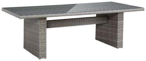 KONIFERA Gartenmöbelset Menorca 25-tlg. 8 Sessel Tisch 230x100cm B93348738 UVP 1.299,99€ | 93348738 8