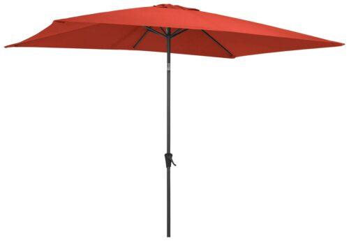 Garten Gut Sonnenschirm LxB: 200x300cm abknickbar ohne Schirmständer B94029620 UVP 79,99€ | 94029620 1