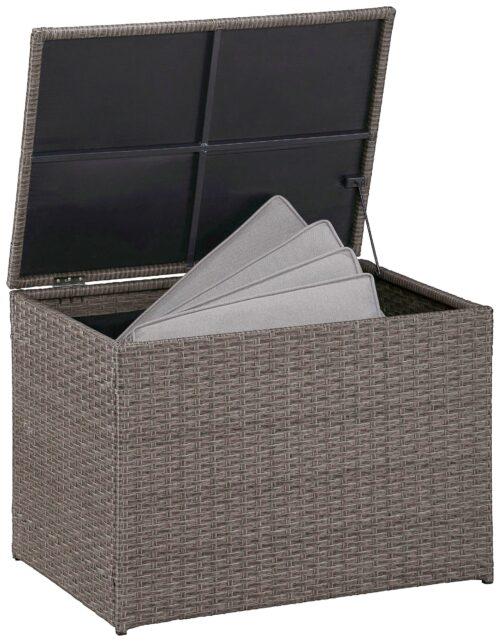 KONIFERA Auflagenbox Mailand klein 70x52x51cm Polyrattan B94219452 UVP 99,99€ | 94219452 1